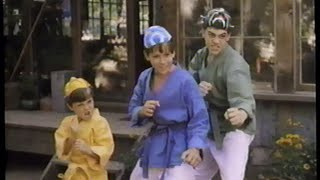 3 Ninjas Kick Back (1994) Teaser (VHS Capture)