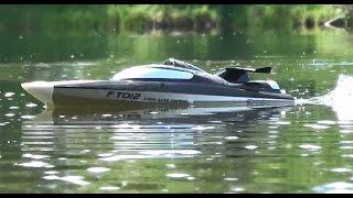 Радіокерована човен Fei Lun FT012 Brushless, rc toy