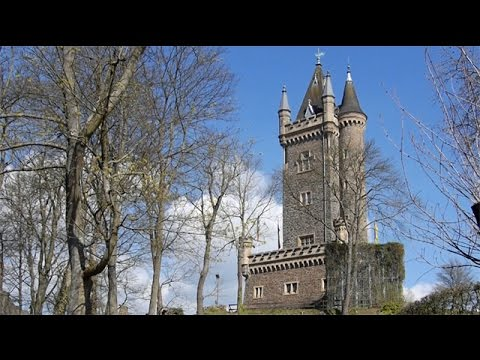 Dillenburg - Sehenswürdigkeiten der Stadt im Dilltal