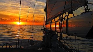 Sailing Basics - Seven Ways to Sail Faster in Light Winds