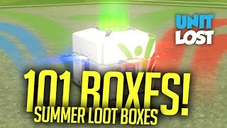 Overwatch Summer Games - Opening 101 NEW LOOT BOXES!
