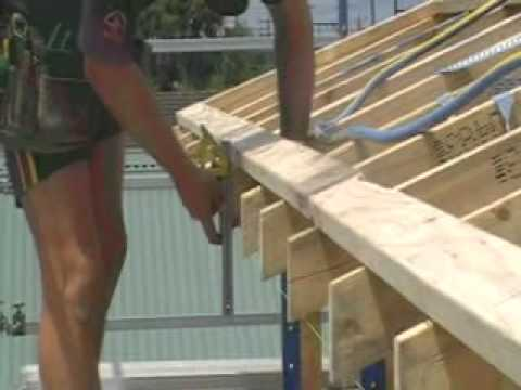 How To Install Metal Fascia And Guttering