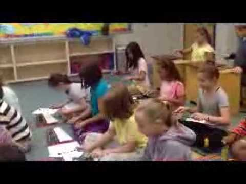 Play On! Fifth Grade Music Lesson