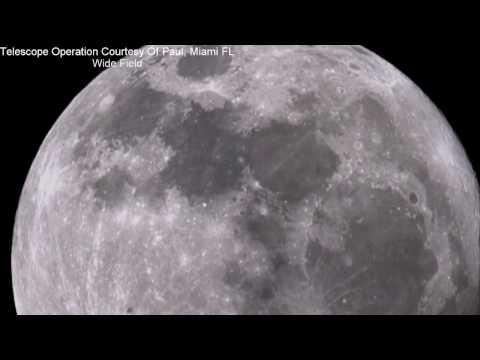 SUPER MOON LIVE STREAM Part 2 (11/13/16)