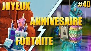 Fortnite Saving the World FINALLY The Birthday Lamas and the MLV Overhaul #40