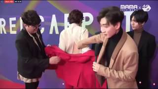 Video [20171201 MAMA in HongKong] Super Junior - Red Carpet @ MAMA 2017 download MP3, 3GP, MP4, WEBM, AVI, FLV Februari 2018