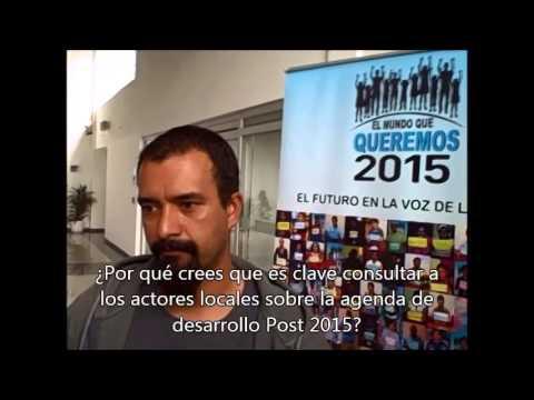Consultas Agenda Post 2015 Municipio de Quito