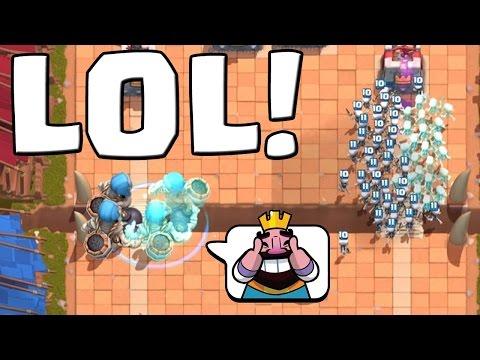 TROLLEN IN ARENA 2! || CLASH ROYALE || Let's Play CR [Deutsch/German HD+]