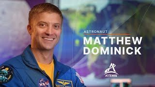 Meet Artemis Team Member Matthew Dominick