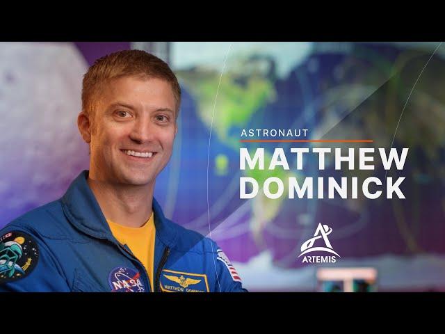 Meet Artemis Team Member Matthew Dominick