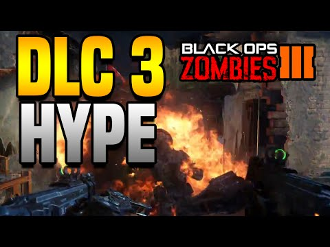 Black Ops 3 Zombies DLC 3