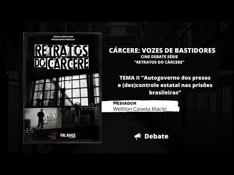 CÁRCERES | Vozes dos Bastidores: DEBATE - 19h