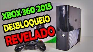 Desbloqueio XBOX 360 Fabricado em 2015 Finalmente Saiu CUIDADO !!!