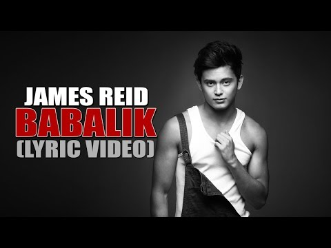 James Reid — Babalik [Official Lyric Video]