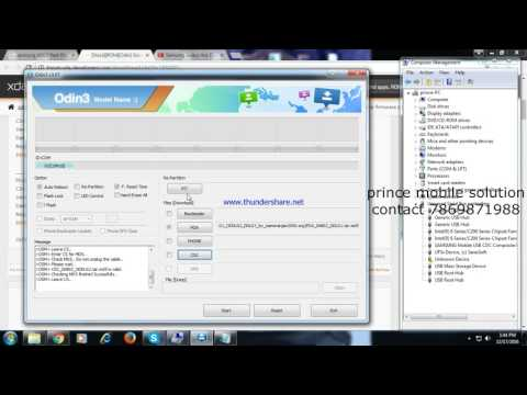 HOW TO FLASH SAMSUNG GALAXY ACE DUOS GTS6802