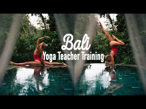 THE BEST YOGA TEACHER TRAINING IN BALI! | My experience + tips & tricks!