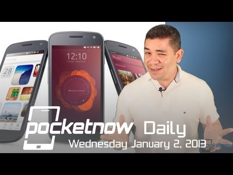 iPhone 6 and iOS 7 leaks, HTC 2013 line-up leaked, Ubuntu Goes Mobile & More - Pocketnow Daily