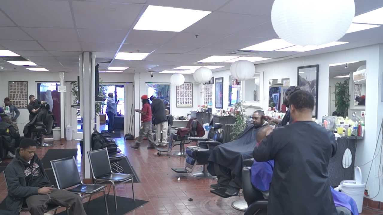 Barber Shop Louisville : Harlem Shake Wags Barber Shop Louisville Edition - YouTube
