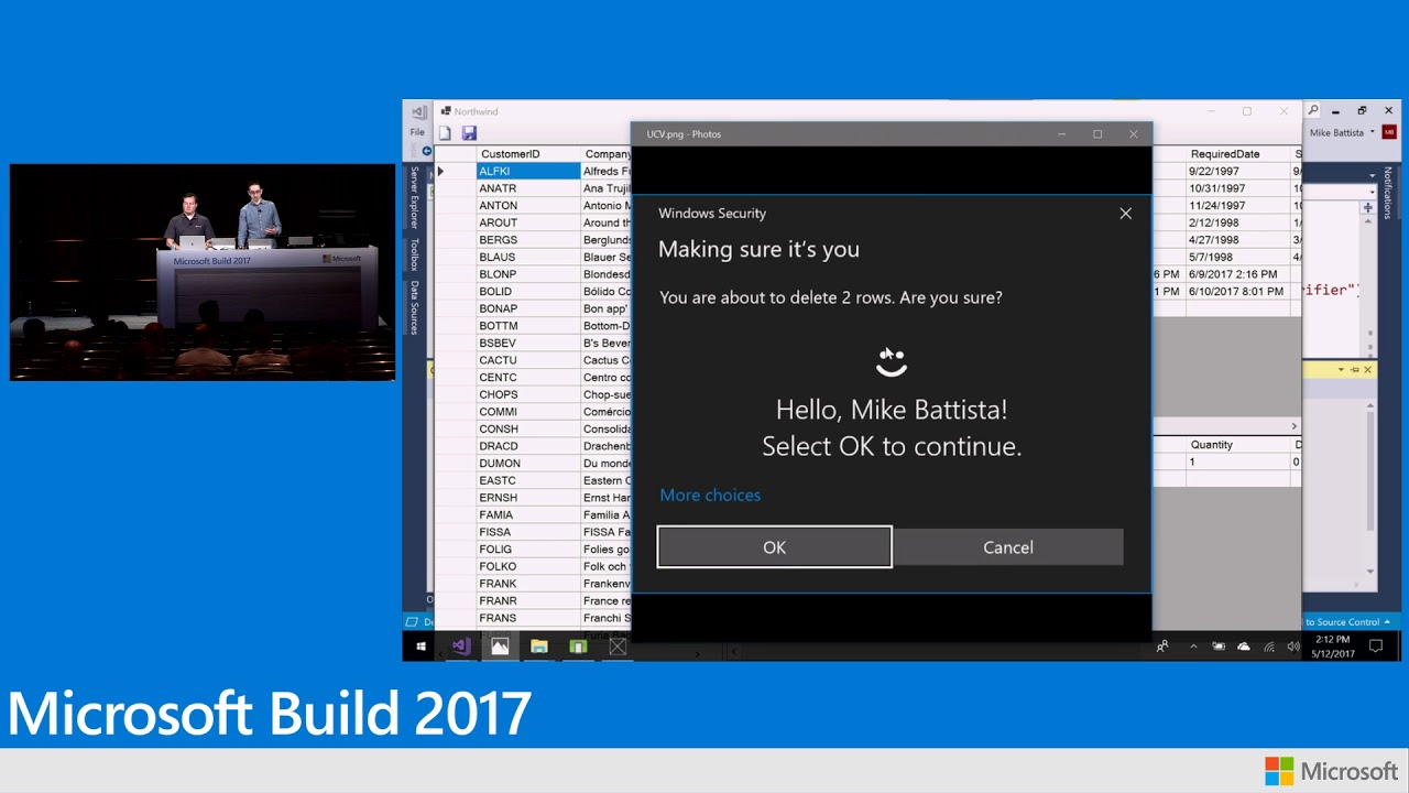 Build 2017 Modernize WinForms and WPF apps with maximum code reuse, cross  platform reach, and effici