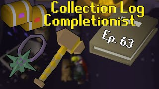 Collection Log Completionist (#63)