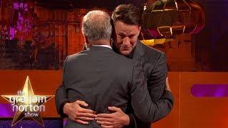 Channing Tatum Slow Dances With Graham! | The Graham Norton Show