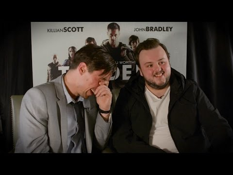 Traders Killian Scott & John Bradley  Batman, Superman, Jon Snow, Nidge  who would win in a fight?
