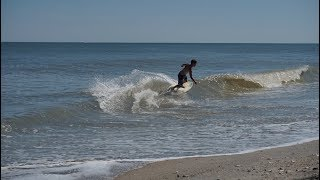 Skimboarding Edisto Beach | Vlog
