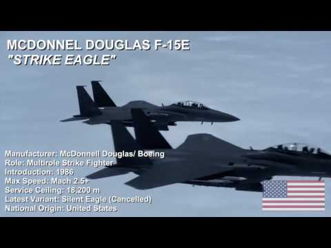 Top 10 Fourth-Generation Fighter Jets by Oliver Sha