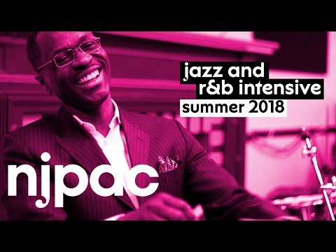 Register for NJPAC's Jazz and R&B Intensive this summer!