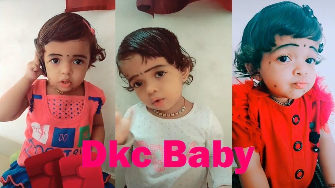Dkc Baby Tik Tok New Videos | Dkc Baby Video | Tamil ...