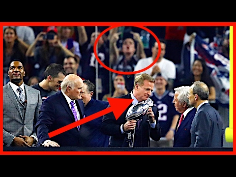 ROGER GOODELL Gets BOOED HARD! and other great moments from Super Bowl 51 :)