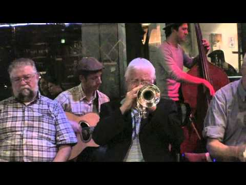 "Clint Baker's Cafe Borrone All-Stars  ""Sunnyside of the Street"""