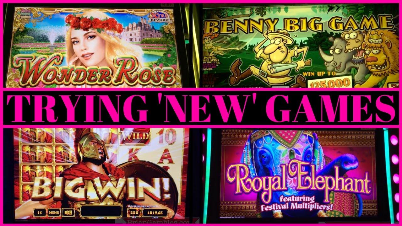 New Pokies Games