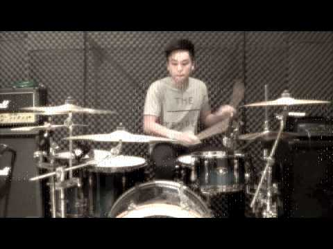 Last Dinosaurs - Time And Place (Drum Cover) mp3