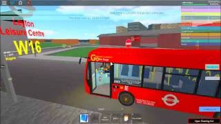 roblox E200 Dual bus 1 door only mk1 version