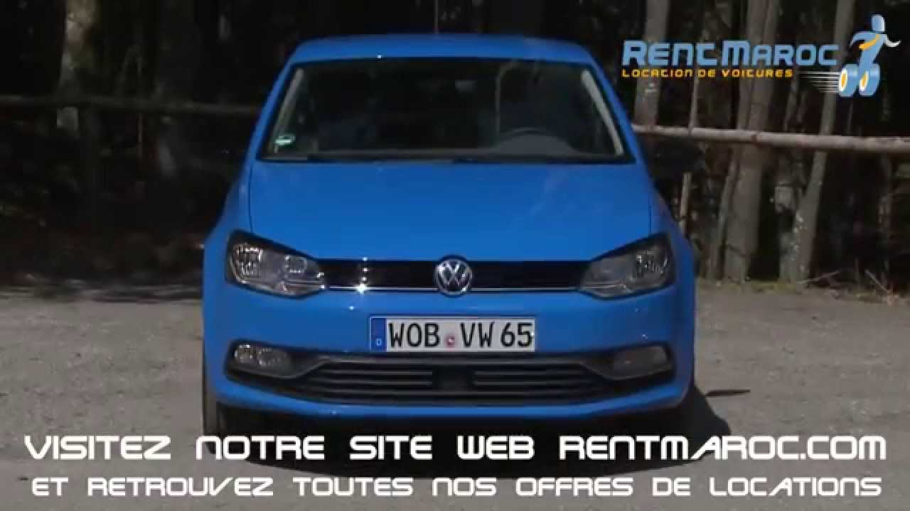 essai de la nouvelle volkswagen polo 2014 disponible chez youtube. Black Bedroom Furniture Sets. Home Design Ideas