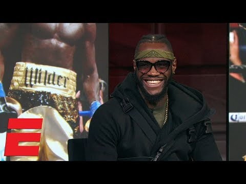 Deontay Wilder 'will knockout' Tyson Fury in heavyweight title fight | SportsCenter