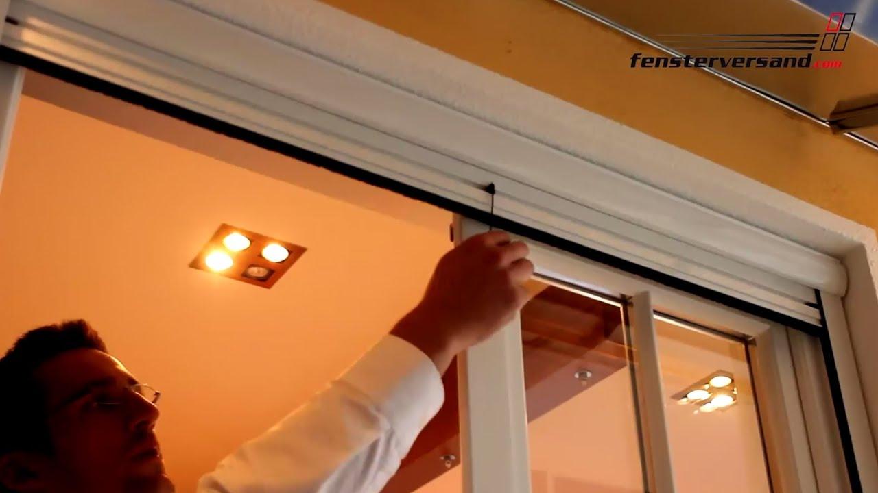 Insektenschutz Für Fenster + Türen - Produktvideo - Fensterversand