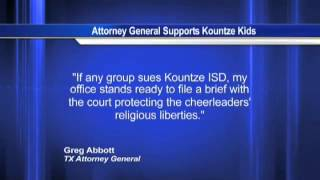 TX Attorney General Supports Kountze Kids Faith
