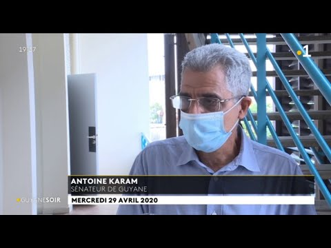 Réouverture des écoles: le sénateur Antoine Karam se réjouit de la décision prise par les maires
