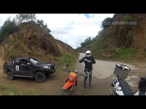A Motorcycle Ride From Lijiang to Shangri-La in Yunnan Province, China