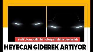 Yerli Otomobil Görücüye Çıktı! Dikkat Çeken Ayrıntı! / A Haber / 25.12.2019