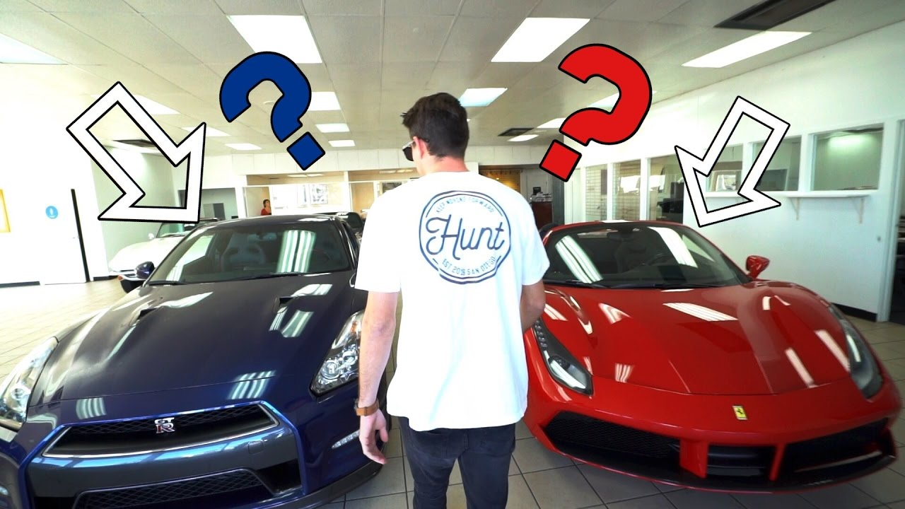 BUYING MY DREAM CAR - YouTube
