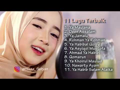 Lagu Nisya Syaban Full Album Terbaru