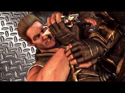 Mortal Kombat XL Game play part one /part 1 (Story Mode )