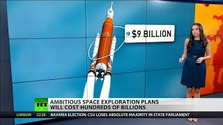 Ambitious NASA Rocket Project to Cost $9 Billion