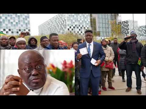 Ghana's role in Togo's ongoing turmoil: Message from Romaricson A. to His Excelleny Nana Akuffo Addo