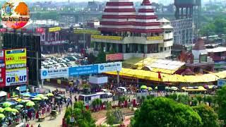 #patnajn. #mahavir-mandir #smartcity #overbridge Drone view of patna jn, | mahavir mandir patna jn,