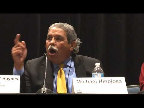 Dallas Superintendent Michael Hinojosa talks about education equity
