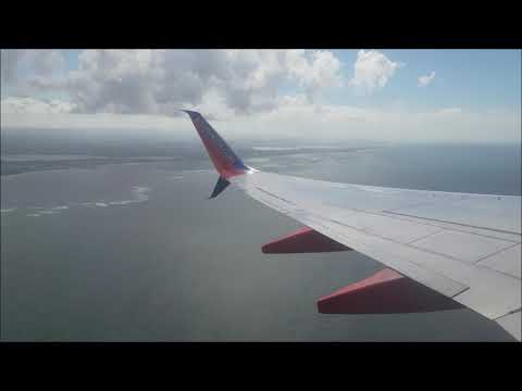 SAD! First flight out of SAN JUAN after Hurricane Maria - Southwest